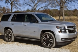 First Drive: 2018 Chevrolet Tahoe RST
