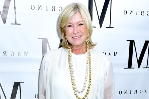 Martha Stewart Dishes on Serving Champagne, New Year's Hangover Cures