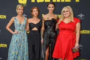 Pitch Perfect 3: Ruby Rose reveals how Rebel Wilson stole her limelight on set