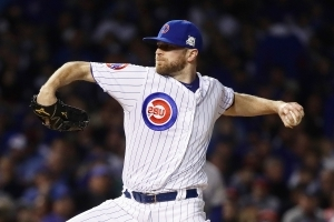 Report: Rockies agree to deal with Wade Davis