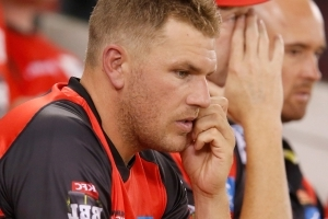 Aaron Finch mindful of poor Big Bash League form before ODI series