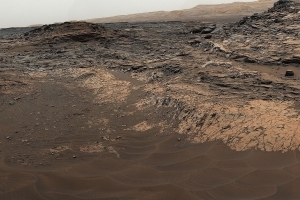 Mars Fossils May Be Near Buried Hydrothermal Vents