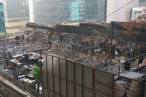 Mumbai fire deaths due to suffocation, patrons of Kamala Mills pub locked themselves in washroom