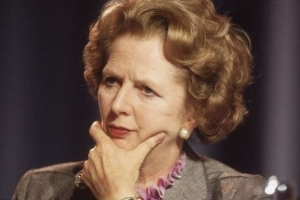 When Margaret Thatcher Refused to Share a Plane With a Panda