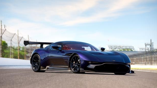 Cars World S First Road Legal Aston Martin Vulcan Captured On Video Pressfrom United Kingdom