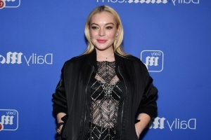 Lindsay Lohan Shows Off The Snakebite She Got In Thailand