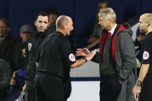 Wenger demands VAR after West Brom snatch controversial point