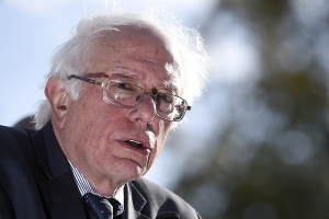 Bernie Sanders resolves to 'intensify the struggle against Trumpism' in 2018