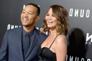 Chrissy Teigen and John Legend Respond to Pizzagate Pedophile Ring Accusation