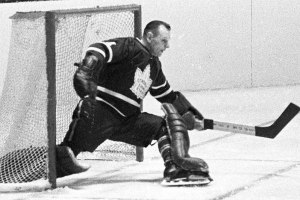 Bower's grandson, Leafs president Shanahan to pay tribute to late goalie