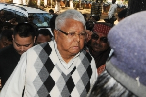 From Jail, Lalu Yadav Plans Strategy, Crowds Shrink At His Patna Home