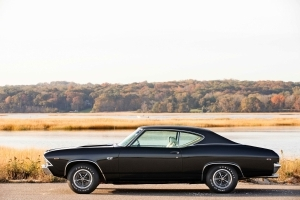 Original Owners of This 1969 Chevrolet Chevelle SS396 Still Enjoy Their First New Car Almost 50 Years Later