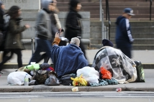 Toronto's homeless are in crisis, open the armouries now and save lives
