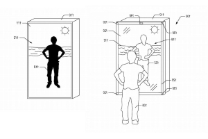 Amazon patents a mirror that dresses you in virtual clothes