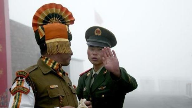 Chinese troops intruded into Arunachal with road euuipment
