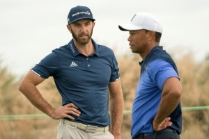 Dustin Johnson begins 2018 at No. 1; Tiger lurks at 656