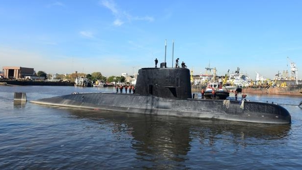 The Argentine military submarine ARA San Juan: The disappearance of the ARA San Juan remains a mystery