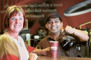Tim Hortons heirs cut paid breaks and worker benefits after minimum wage hike, employees say