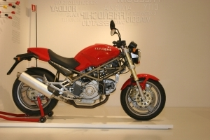 Celebrating 25 Years Of The Ducati Monster