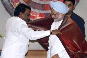 Compulsions prevented you from supporting me: A Raja to Manmohan Singh after 2G verdict