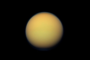 Earth-Like Features On Saturn's Moon Titan