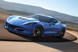 Genovation's All-Electric Corvette With a Manual Gearbox Is Debuting at CES 2018