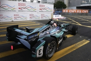 Jaguar announce lineup for Marrakesh FE rookie test