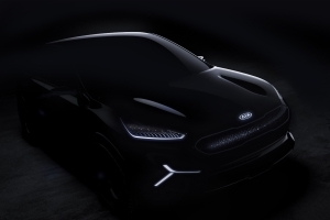 Kia prepares electric Niro concept for CES 2018