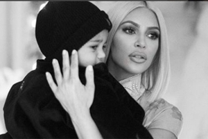 Kim Kardashian: I Was Not Partying While Saint Was in the Hospital