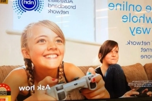NBN used a gaming controller that dates back to 2000 in its ad