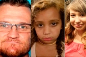 Texas Amber Alert girls found safe in Colorado; suspected kidnapper caught