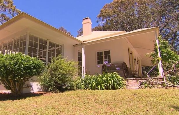 The Elvina Bay homestead, one of the oldest homes on the Northern Beaches, is up for sale.