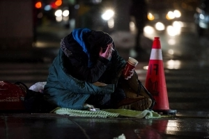 Toronto considers opening armoury to house homeless