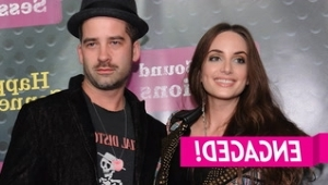 Wade Barrett posing for the camera: Christie Brinkley Reacts to Daughter Alexa Ray Joel's Engagement