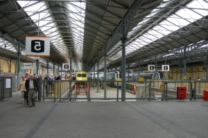 All trains to and from Heuston Station delayed after 'tragic incident'