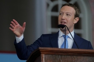 CEO Zuckerberg sets 2018 goal - 'fix' Facebook