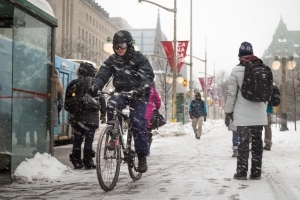 Cover up — another deep freeze returns to Ottawa