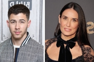 Demi Moore's new toyboy is Nick Jonas, welcome to 2018