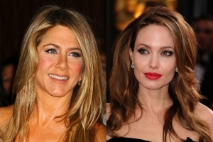 Jennifer Aniston and Angelina Jolie both to present at Golden Globe Awards