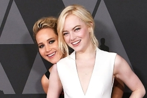 Jennifer Lawrence And Emma Stone Both Thought The Other Was Catfishing Them