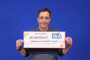 Leamington man receives half of $6M lottery payout while dispute with ex-girlfriend continues