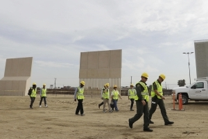 Trump wants $18 billion from Congress for border wall