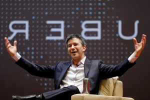 Uber ex-CEO Kalanick selling nearly a third of stake for $1.4 billion: source