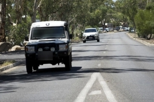 Young woman killed in Alice Springs 'hit-and-run', police searching for white ute