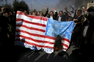 Iran's top diplomat: UN meeting on protests a US 'blunder'