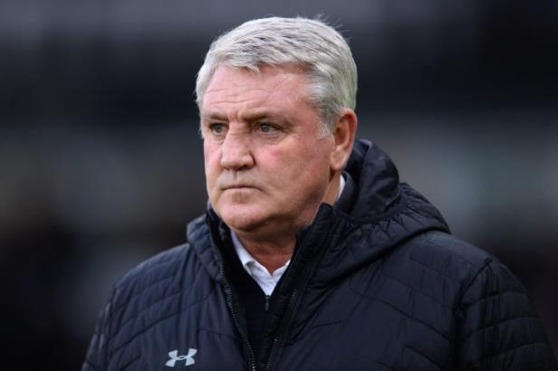 a close up of Steve Bruce: Nathan Stirk/Getty Images Sport