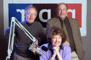 'All Things Considered' host Robert Siegel leaves the National Public Radio