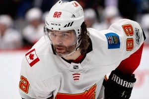Calgary Flames, Jaromir Jagr working on an exit