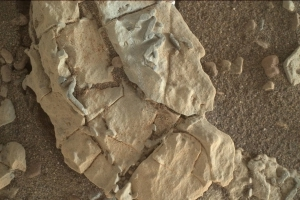 NASA's Curiosity Rover On Mars Finds Weird Squiggles