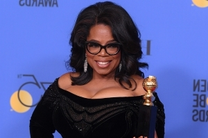 After Golden Globes, Speculation Rises That Oprah Winfrey Will Seriously Consider Presidential Run